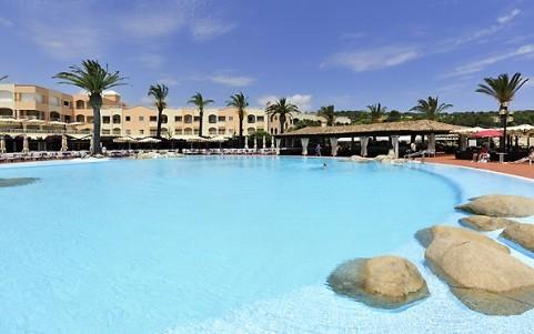 Pullman Timi Ama Resort Sardinien Sunball Tennisreisen