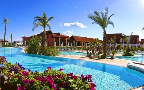 Zypern Hotel Melibi Beach Bilder
