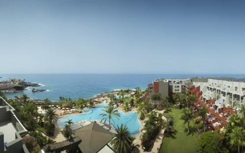 Roca nivaria gran hotel teneriffa sunball tennisreisen for Design hotels teneriffa